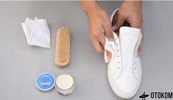 スニーカー 丸洗い 道具