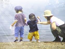 夏休み 家族