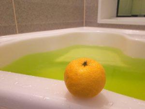 ゆず お風呂