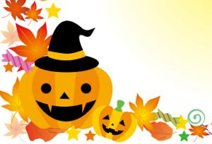 ハロウィン かぼちゃ イラスト