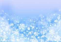 寒の戻り 季節