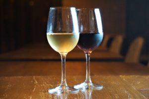 赤ワイン 白ワイン