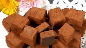 生チョコ 手作り