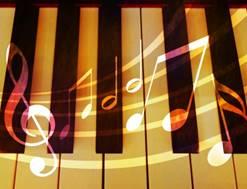 ピアノ 音符