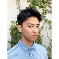 男性 髪型 ベリーショート